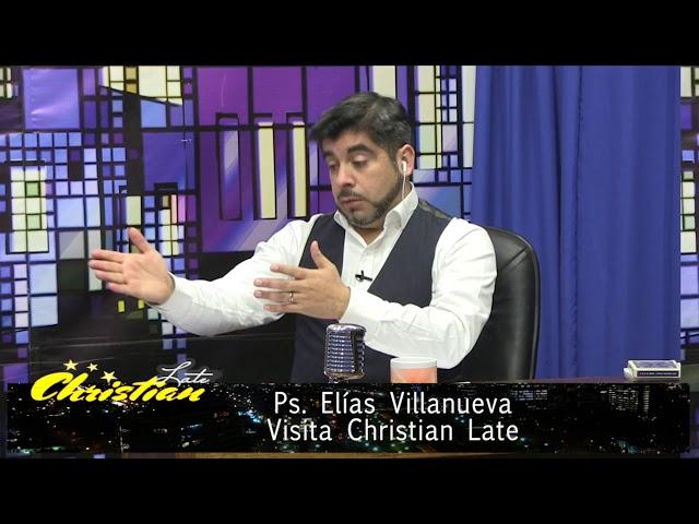 Ps. Elías Villanueva y JR Junior en