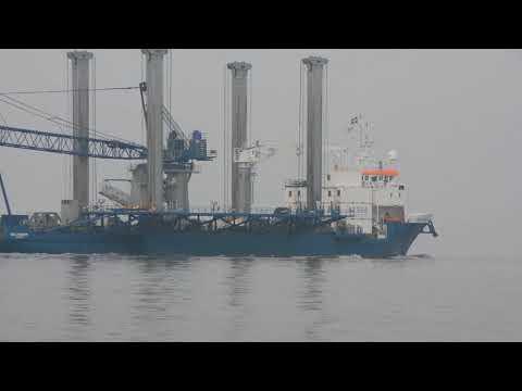Offshore Crane Vessel Sea Power.