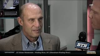 Mike Riley on 2017 Signing Day Class BTN 2/1/17