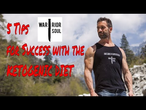 5 Tips For Success With The Ketogenic Diet