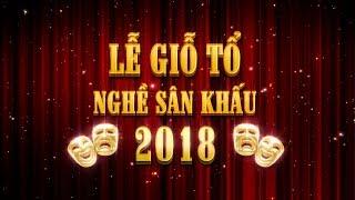 Lễ Giỗ Tổ Nghề Sân Khấu 2018 tại Rạp Saigon Performing Arts Center