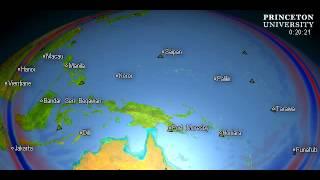 Magnitude 6.3 Quake, E. CAROLINE ISLANDS, MICRONESIA