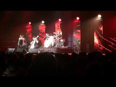 2Cellos Concert Brisbane January 2015