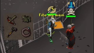Distracting Pkers by Pretending to go to KBD