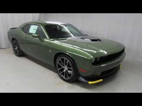 2C3CDZFJ6JH219519 #14706 2018 Dodge Challenger 392 Hemi Scat Pack Shaker F8 - YouTube
