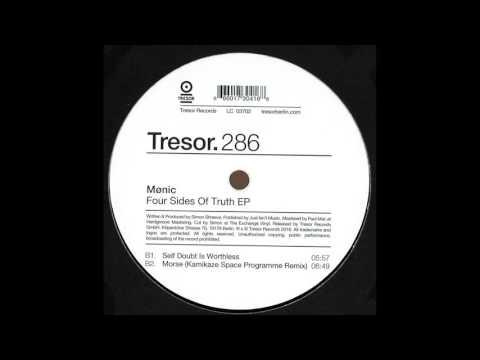 Mønic - Morse (Kamikaze Space Programme Remix) [TRESOR286]