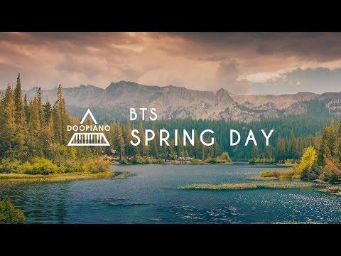 BTS (방탄소년단) - 봄날 (Spring Day) Piano & String