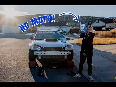 Is Shell Rotella T6 BAD For Subarus??