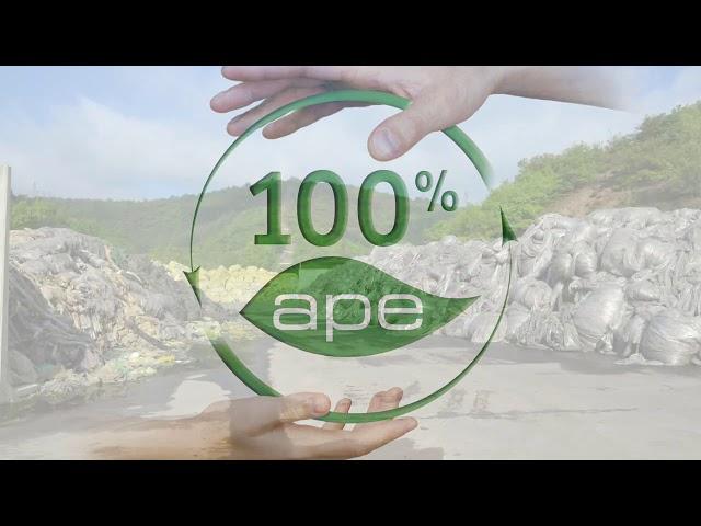 100 pour 100 APE les plastiques agricoles