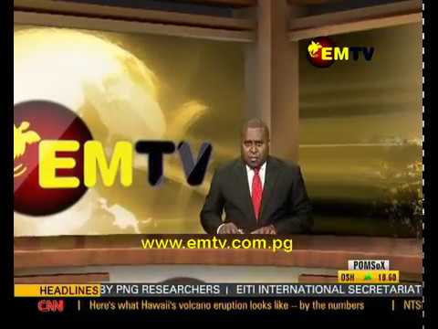 EMTV News - 10th May, 2018