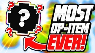 THE MOST OP ITEM EVER IS BACK! (Minecraft Skywars)