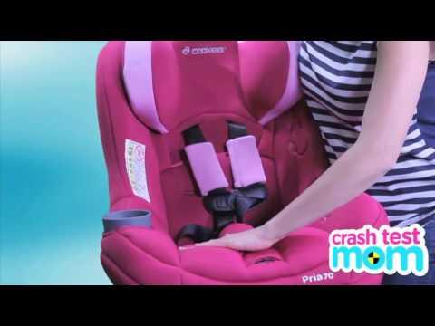49e8d6b60ea Maxi Cosi Pria 85 Full Review - YouTube