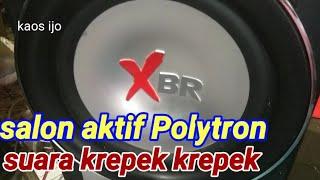 Video Cara memperbaiki salon aktif Polytron suaranya cacat download MP3, 3GP, MP4, WEBM, AVI, FLV Juli 2018