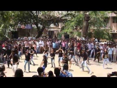 Dr.AIT Sanskruthi 2k16 flash mob