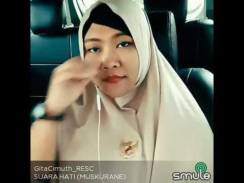 Suara Hati -  Dewi Persik (Cover by Gita Batam)