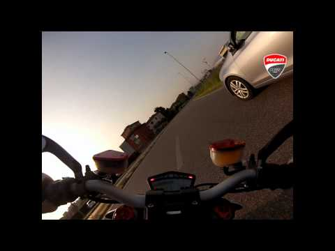 DUCATI 848 SF Traction Control System