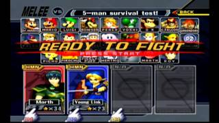 Gambar cover Super Smash Bros Melee - SSKR Gaming VS TheAwesomeShow9821 (Pt-5)