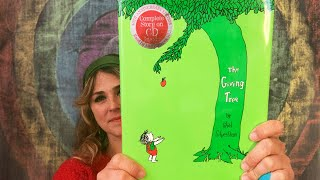 The Giving Tree by Shel Silverstein - ready by Lolly Hopwood