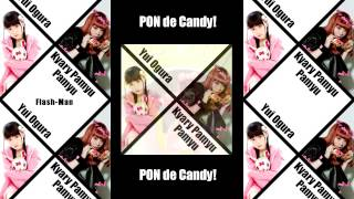 A mashup between PON de Fighting! and Candy Candy I made. Download ...