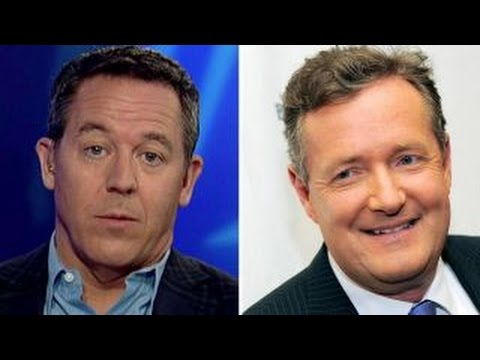 Gutfeld: Piers Morgan needs to get over his gun obsession