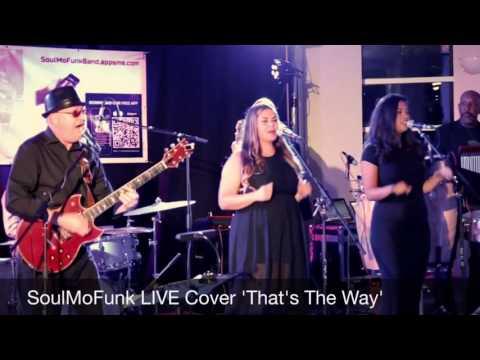 SoulMoFunk Band LIVE N' LOADED in 2017