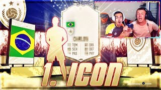 FIFA 20 : OMG unsere ERSTE ICON im PACK !! 😱🔥 Best of 2000€ Pack Opening