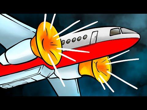 Зачем в самолетах клаксон и еще 52 малоизвестных факта