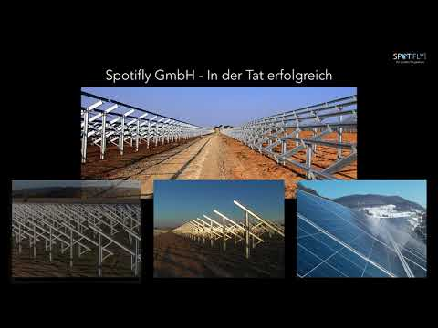 Spotifly GmbH Solar - Systeme - Service