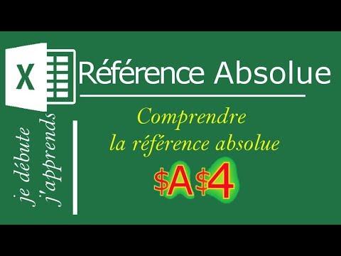 Comment comprendre la référence absolue [Excel] ?