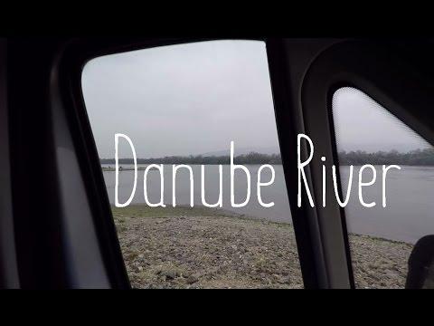 Vantastic - Wild camping in the shore of Danube River