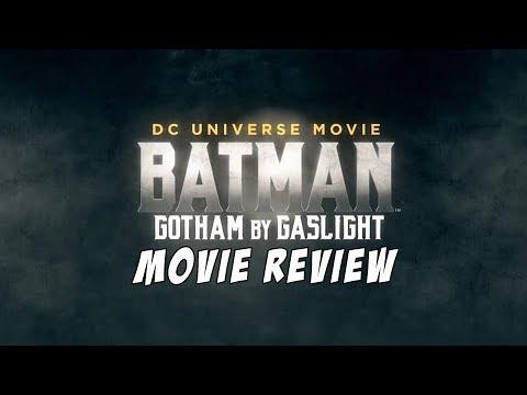 Batman: Gotham by Gaslight (2018) Movie Review