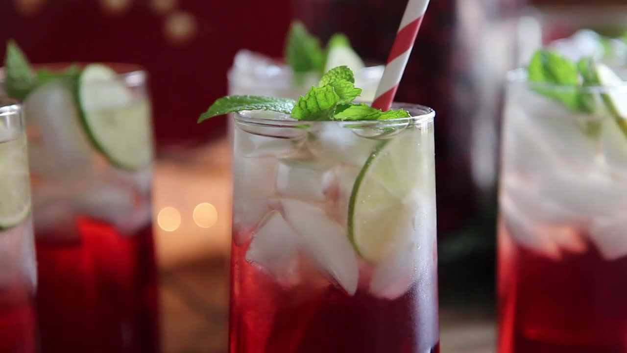 Drinks Non Alcoholic Punch Recipes