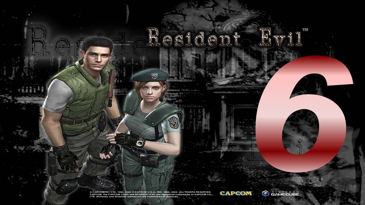 Resident evil hd remastered part 6 plant 42 lets play for Plante 42 resident evil