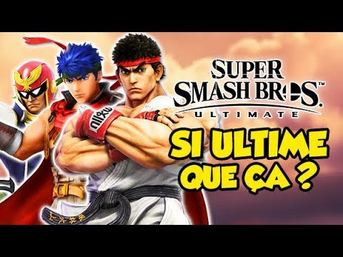 SMASH ULTIMATE, SI ULTIME QUE ÇA? (Epic Test) thumbnail