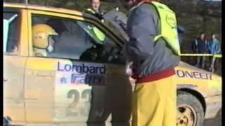 RAC 1989 - Itä Häme ralli 1990 - JJ lehto