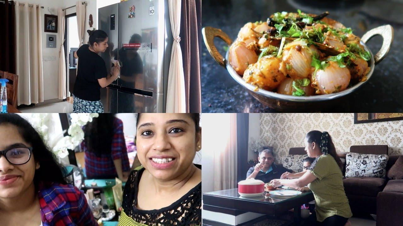 उंगलियां चाटते 😋 रह जाओगे अगर एक बार ऐसा Lunch 🥘 कर लिया | Small Onion 🧅& Potato 🥔 Ki Sabji || IMS