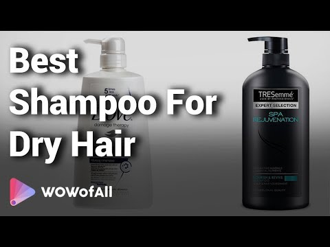 10 Best Shampoo For Dry Hair In India 2018 With Price Youtube