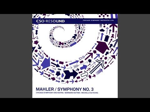 Mahler - Symphony No  3 - Trombone Excerpts