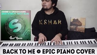 KSHMR & Crossnaders ft. Micky Blue - Back To Me