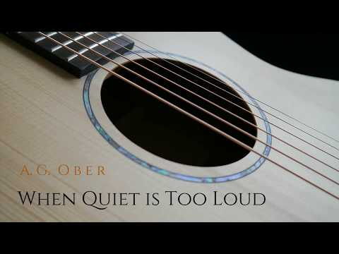 when quiet is too loud acoustic guitar original faith naked neptune yamaha thr 5a youtube. Black Bedroom Furniture Sets. Home Design Ideas