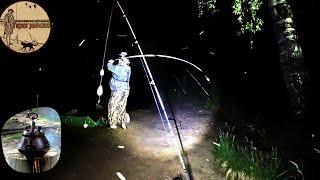 ДОНКИ НА ЛЕЩА ,ОТДЫХ МЕЧТА,Рыбалка с ночёвкой,еда из казана.