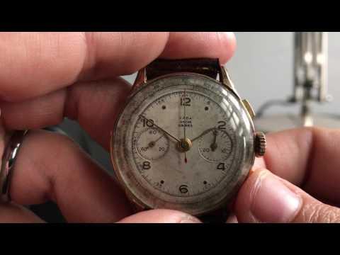 Sada Chronograph Landeron 48