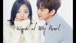 Kim Yeonji (김연지) – Words Of My Heart (마음의 말) 【 I'm not a Robot 】 OST Cover