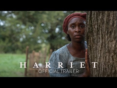 First Look At Cynthia Erivo In Harriet Biopic Trailer