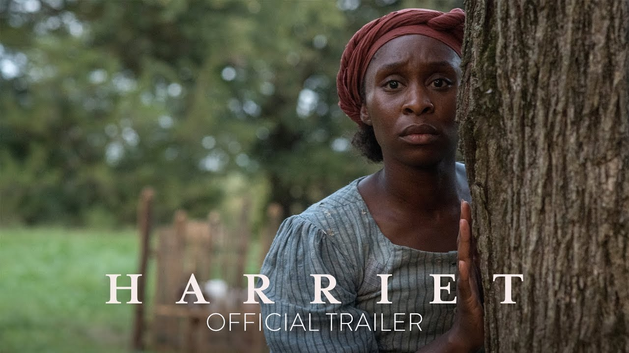 HARRIET | Official Trailer | In Theaters November 1