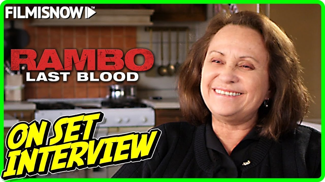 RAMBO: LAST BLOOD | Adriana Barraza