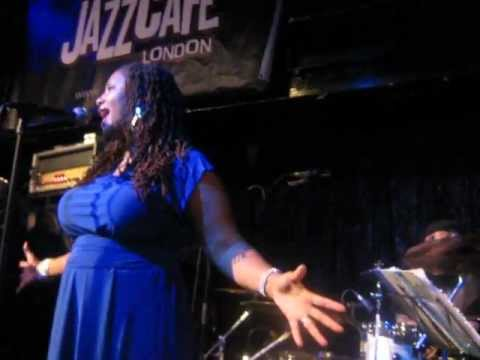 Lalah Hathaway - Angel (Cover) @ Jazz Cafe, London - 17/05/12