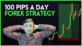 Simple Forex Trading Strategy: H๐w to Catch 100 Pips a Day