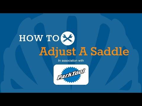 How To Adjust A Saddle