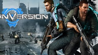 Inversion Gameplay MAXED OUT PC HD